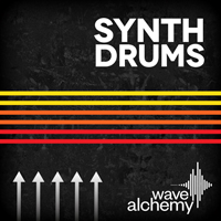 Wave Alchemy사 Synth Drums 98%세일 $1